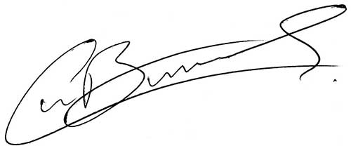 Christians Signature